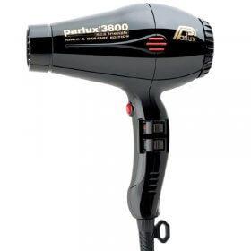 Parlux 3800 Eco Friendly Black Hairdryer (2100w)