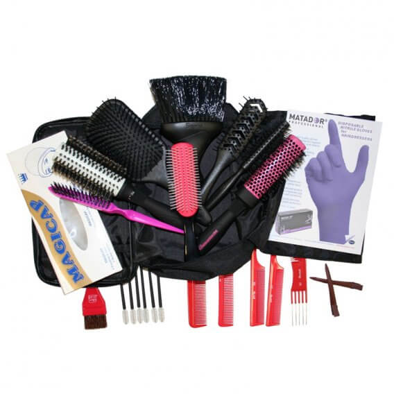 Denman Professional Hairdressing Student Kit