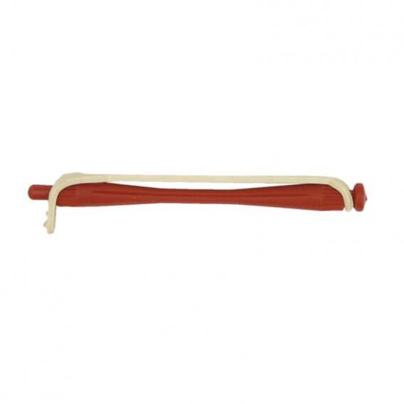 Sibel Classic Short Brick Red Perm Rods x 12