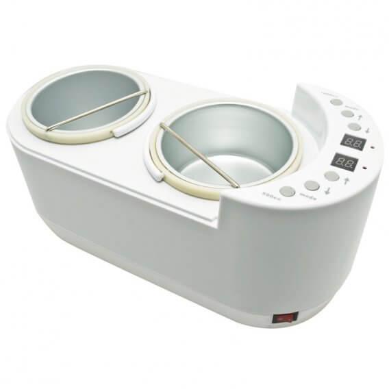 Options by Hive Dual Digital Wax Heater1000cc/1 Litre & 500cc/0.5 Litre