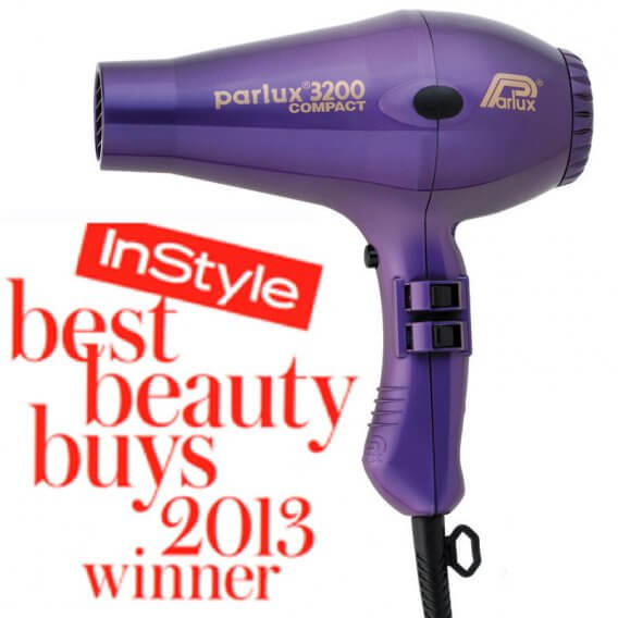 Parlux 3200 Compact Hairdryer (1900w)