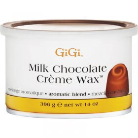 GiGi Milk Chocolate Creme Wax 396g/14oz