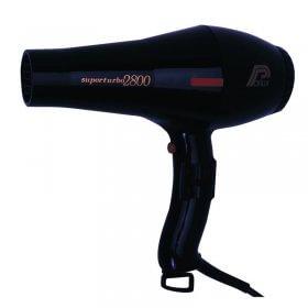 Parlux Superturbo 2800 Black Hairdryer (1760w)