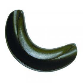 Basin Neck Cushion x 1 Black