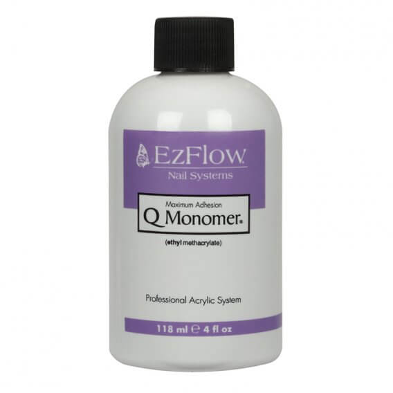 EzFlow Q Monomer Acrylic Liquid 4oz/118ml