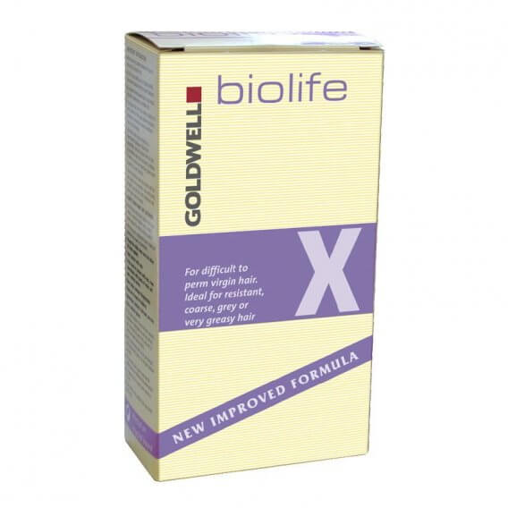 Goldwell Biolife Perming X- Resistant/Coarse Hair