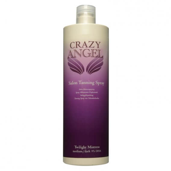 CRAZY ANGEL Tan Solution Twilight Mistress 9% DHA 1 Litre