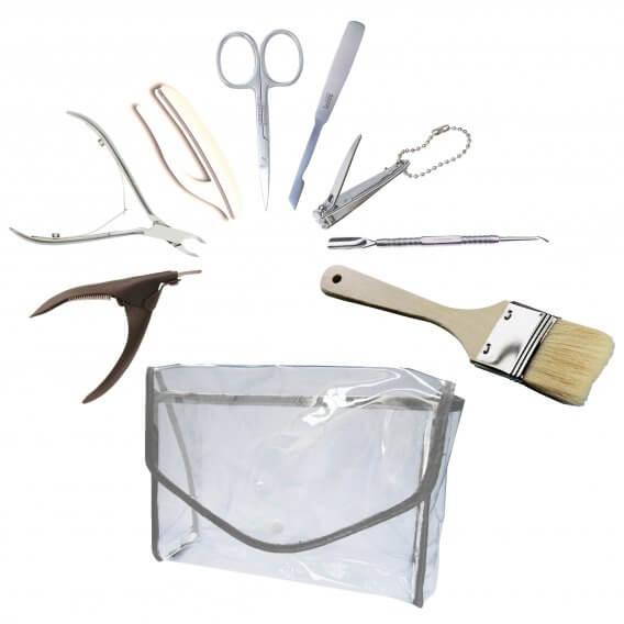 Beauty Implement Starter Kit