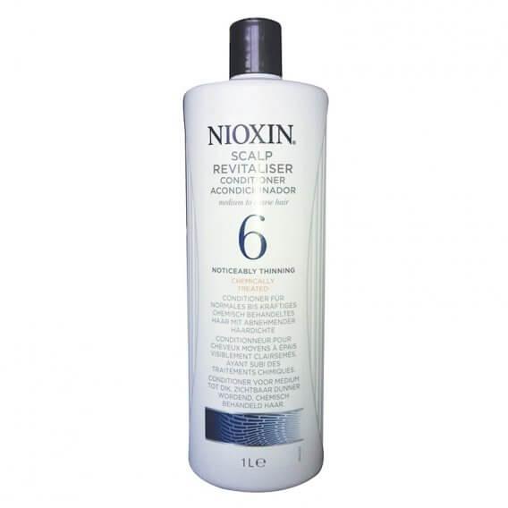 Nioxin System 6 Scalp Revitaliser Conditioner 1000ml