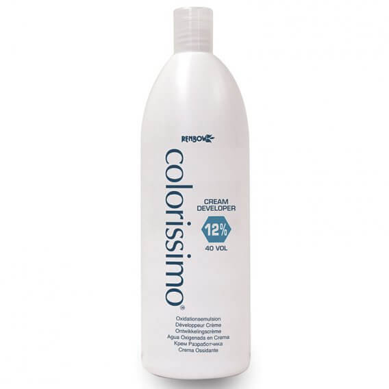 Renbow Colorissimo Cream Developer 12% 40 Vol 1 Litre