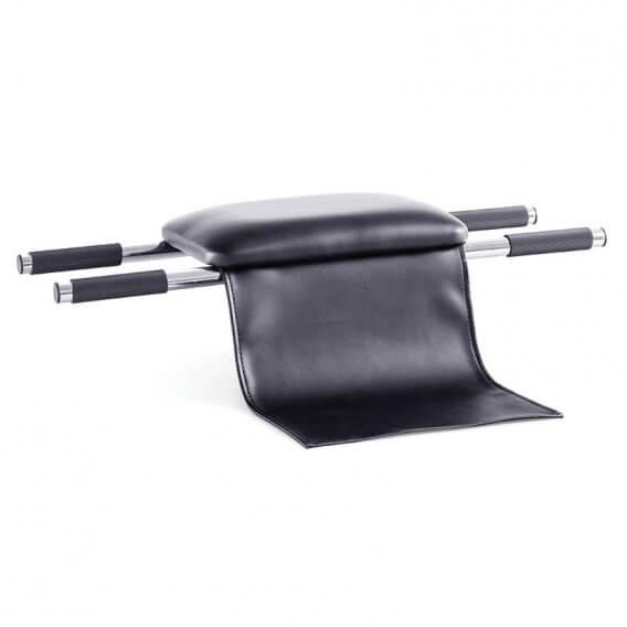 Lotus Black PVC Child Seat
