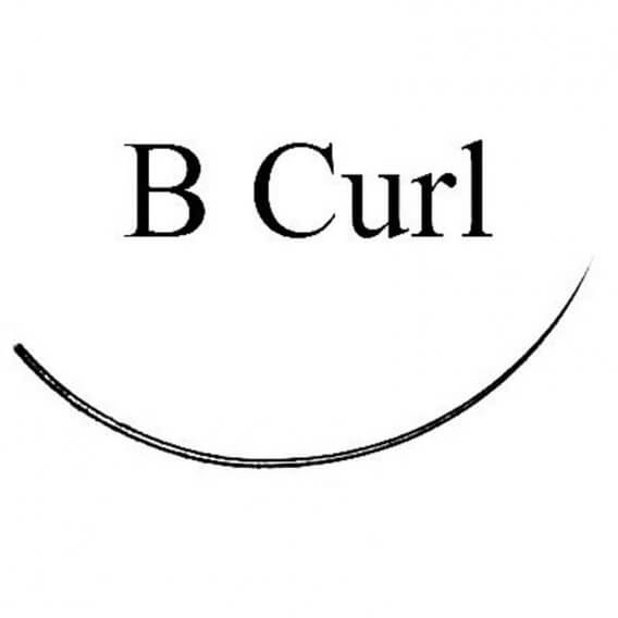 Lash FX B Curl Extra Thick