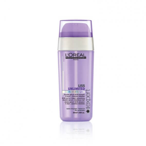 L'Oreal serie expert LISS UNLIMITED SOS Smoothing Double Serum 30ml
