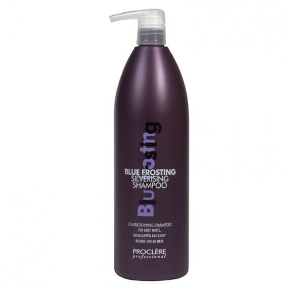 Proclere Blue Frosting Silverising Shampoo 1 Litre