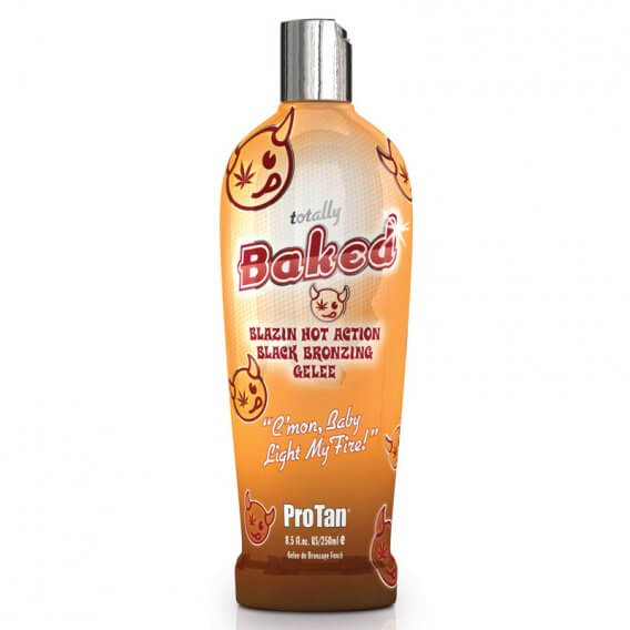 Totally Baked 250ml Tanning Accelerator by Pro Tan