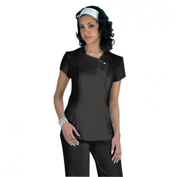 Como Tunic Black by Florence Roby