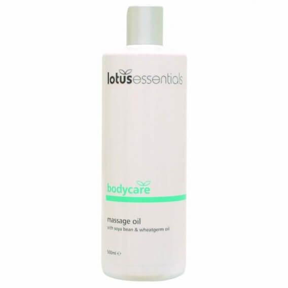 Lotus Essentials Massage Oil 500ml