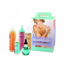 Cuccio Naturale Manicure Scentual Spa Kit