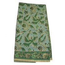 Spa Essentials Green Sarong