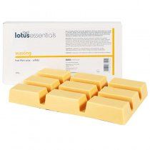 Lotus Essentials Fast Setting Hot Film Wax White 500g