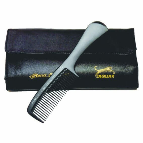 Jaguar A Line 599 - Pouch Containing all 9 Combs