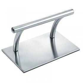 Lotus Stainless Steel Footrest