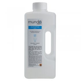 Mundo File and Abrasive Disinfectant Spray Refill 2 Litre