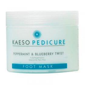 Kaeso Peppermint and Blueberry Twist Foot Mask 450ml
