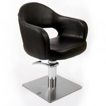 Lotus Burford Styling Chair Black Square Base