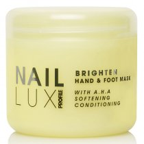 NailLux Brighten Hand and Foot Mask 300ml