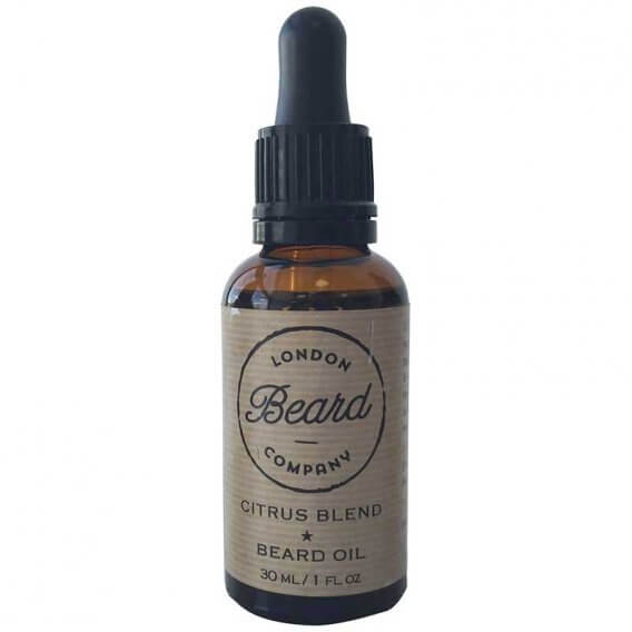 London Beard Company Citrus Blend Beard Oil 30ml