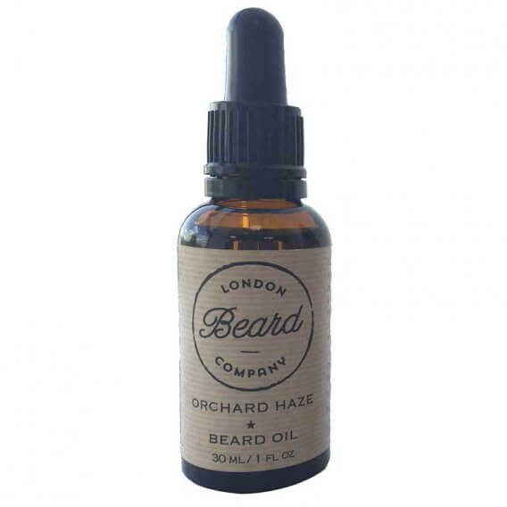 London Beard Company Orchard Haze Beard Oil 30ml