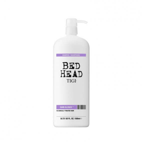 TIGI Bead Head Dumb Blonde Shampoo 1.5ltr