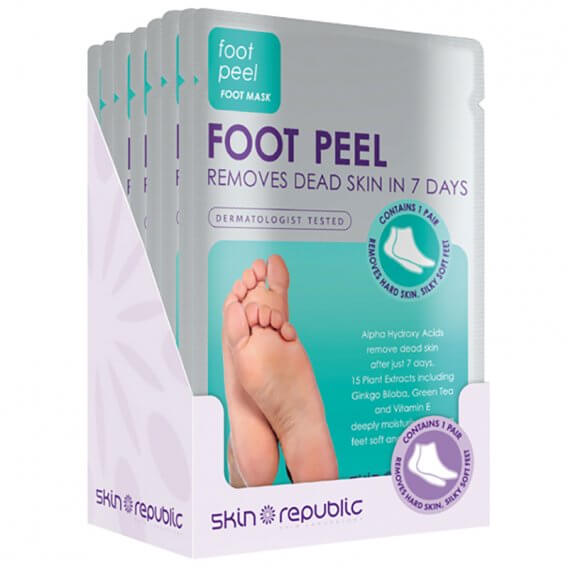 Skin Republic Foot Peel 40g Pack of 10