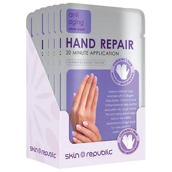 Skin Republic Hand Repair 18g Pack of 10