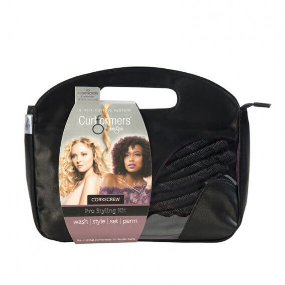 Curlformers Corkscrew Curls Pro Range Extra Long 40pk
