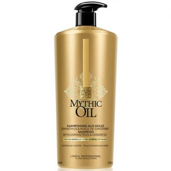 L'Oreal Professionnel Mythic Oil Shampoo Fine Hair 1000ml