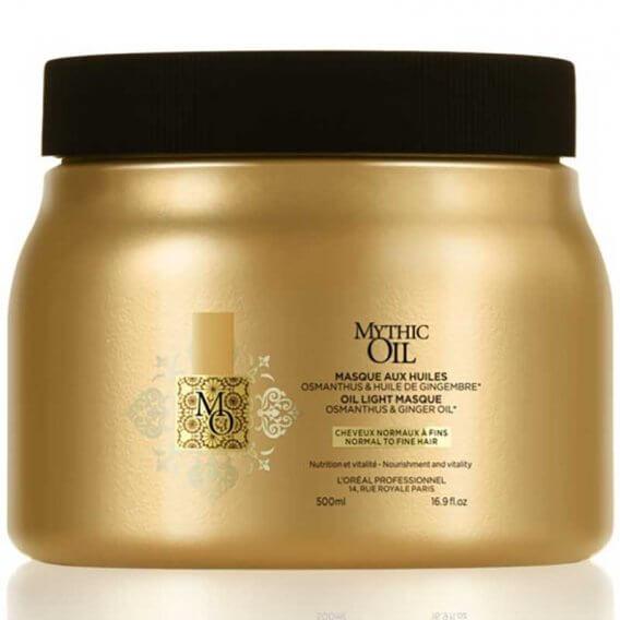 L'Oreal Professionnel Mythic Oil Masque Fine Hair 500ml