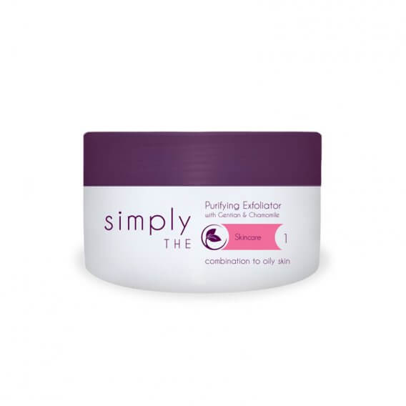 Simply The Purifying Exfoliator 140ml
