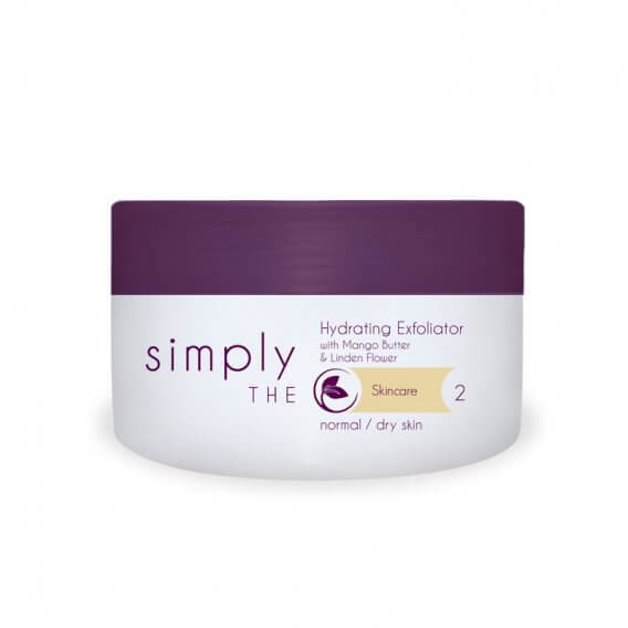 Simply The Hydrating Exfoliator 140ml