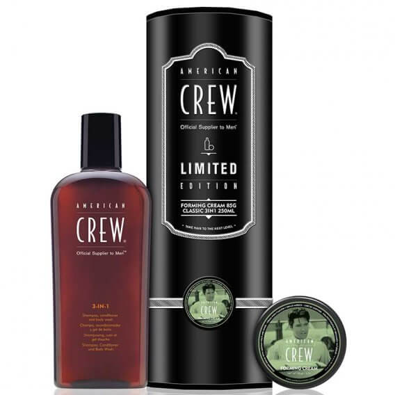 American Crew Rock N Roll Duo Pack Forming Cream