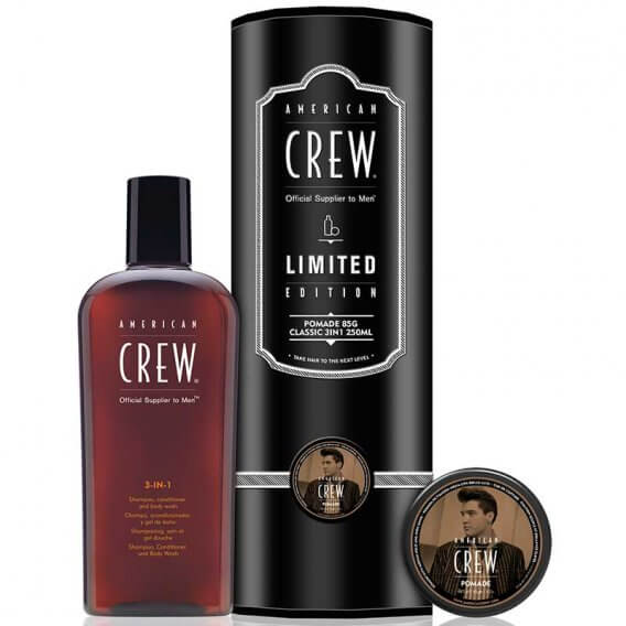 American Crew Rock N Roll Duo Pack Pomade
