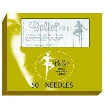 Gold Ballet Needles