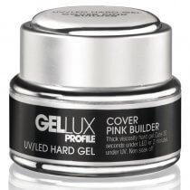 Profile Gellux UV/LED Hard Gel Cover Pink Builder 15ml