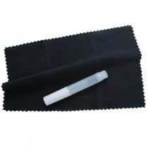 Scissor Cleaning Kit with Oil & Black Cloth