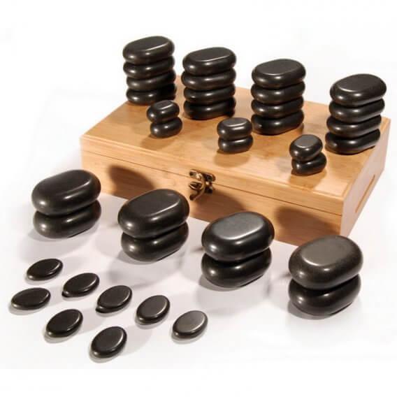 Massage Stone Set 36 Pieces