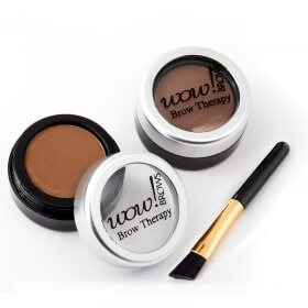 Wow! Brows Medium Brown Eyebrow Powder 12g
