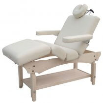 Affinity Helena Spa Couch - Biscuit