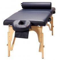 Affinity Sienna Massage Couch - Navy