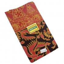 Spa Essentials Pink + Brown Sarong